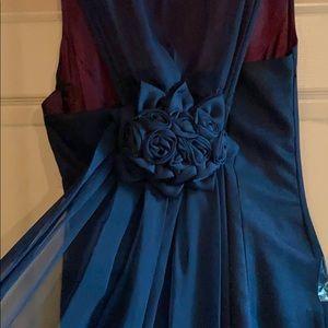 Jordan MAXI Dress (1st pic is back of dress) 11/22